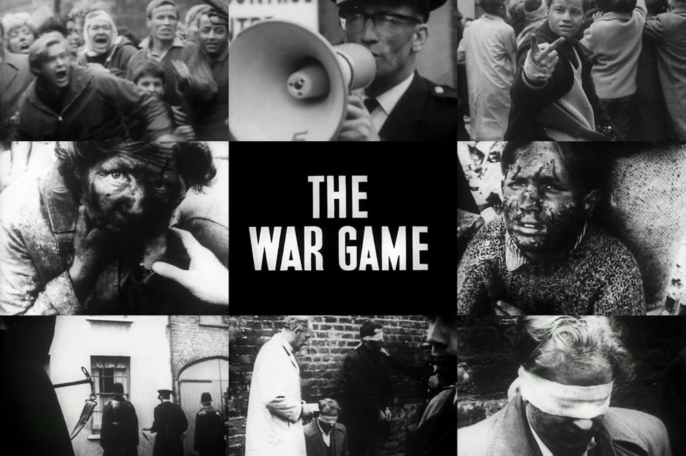 Documental 'The War Game' de Peter Watkins