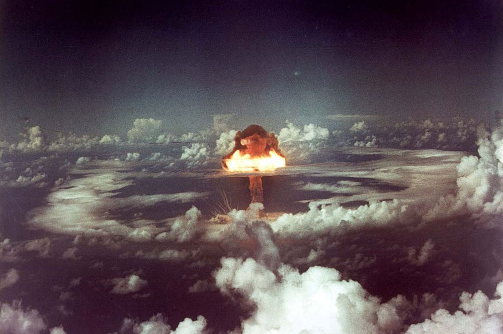 Prueba nuclear Ivy King de 1952