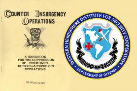 Manual de contrainsurgencia para Latinoamérica del ejército de EEUU