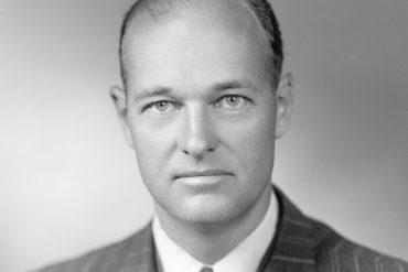 Diplomático americano George F. Kennan (1904-2005)