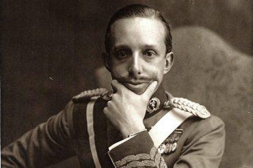 Alfonso XIII por Kaulak