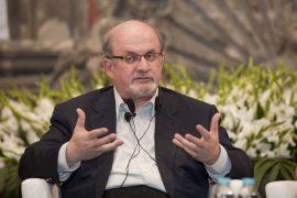 Salman Rushdie en México