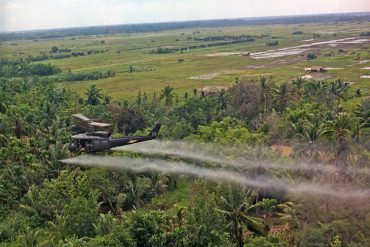 Guerra química Vietnam, Laos, Camboya (1961-1973)