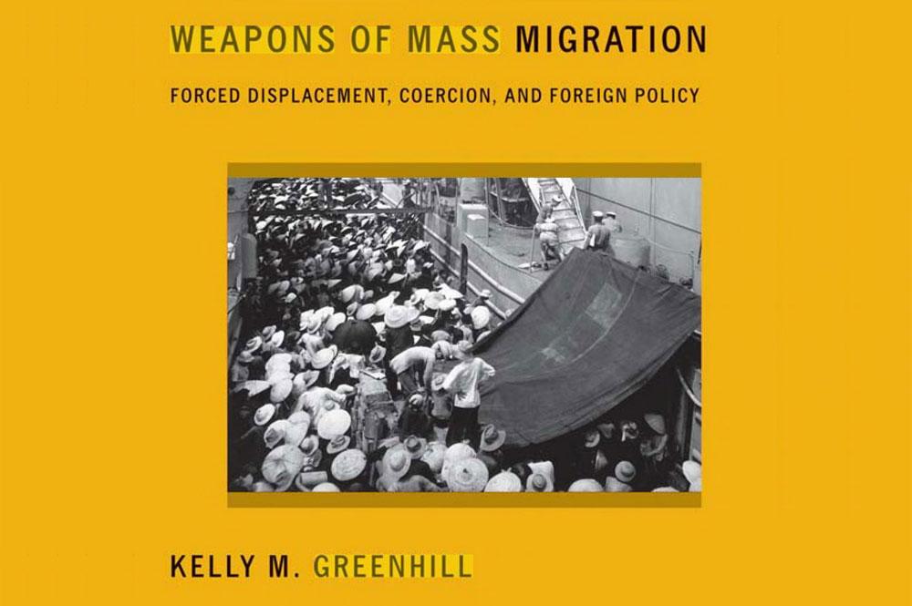 Armas De Migración Masiva. Kelly Greenhill