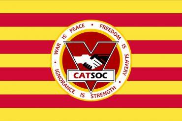 La Cataluña orwelliana del derecho decidir