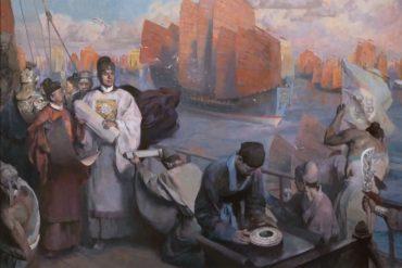 China conquistar mundo con comercio
