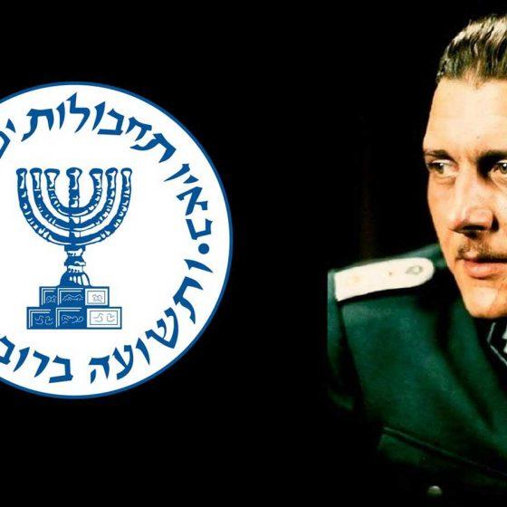Otto Skorzeny trabajó para el Mossad