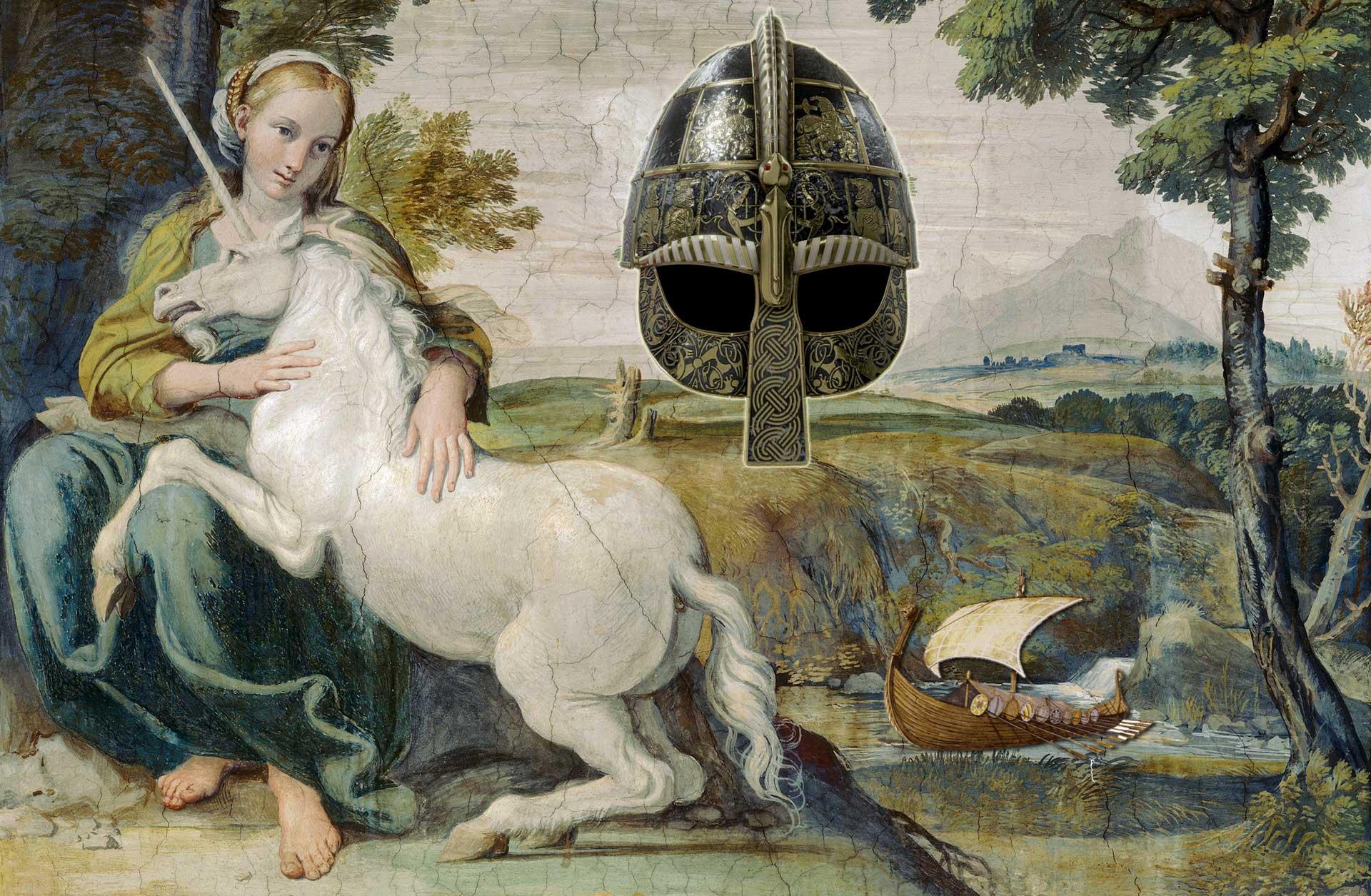 El gran fraude vikingo del cuerno del unicornio
